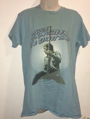 VINTAGE 80'S BRUCE SPRINGSTEEN LIVE At  Capitol Centre CONCERT T SHIRT XL