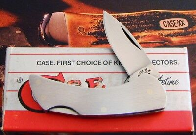 Case Drop Point Lockblade Knife 1992 Issue Date Stamped SUPER RARE MIB NOS! NR