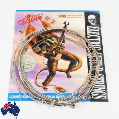 HIGH QUALITY Electric Guitar Strings .009/.042 NEW
