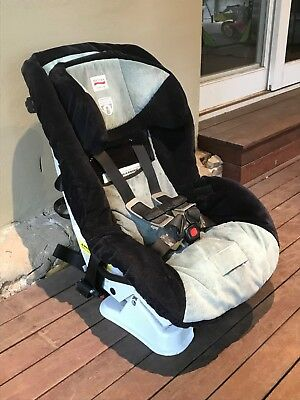 Britax Boulevard Child Car Seat - Black and Grey