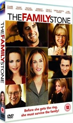 Family Stone, The [2005] [DVD], 5039036025683