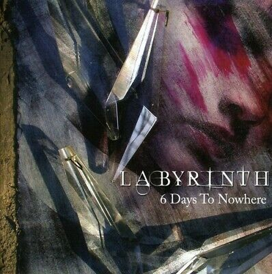 Labyrinth - 6 Days To Nowhere [New CD]
