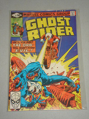 Ghost Rider #54 Vol 1 Marvel Comics March 1981