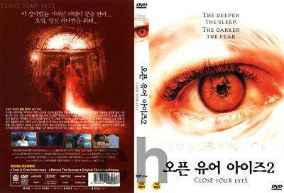 Close Your Eyes, Doctor Sleep (2002) - Nick Willing, Goran Visnjic  DVD NEW