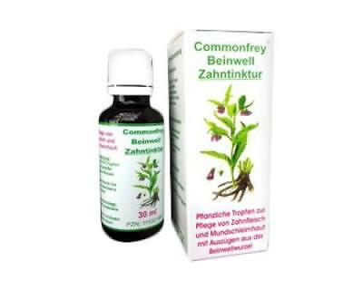 Commonfrey Beinwell Zahntinktur 30ml PZN: 11133158