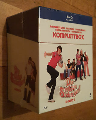 That 70's Show Complete Series Seasons 1,2,3,4,5,6,7,8 Blu-ray Box Set SEALED