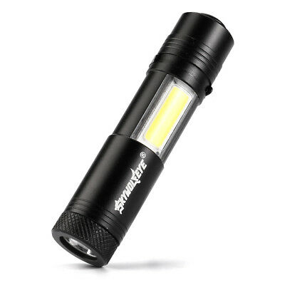 Multifunction Portable XPE-R3 COB 5W Lamp Work Light 14500 Flashlight Torch Tool