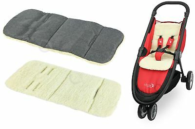 Pram Stroller LINER INSERT Natural WOOL soft washable universal TOP QUALITY p227
