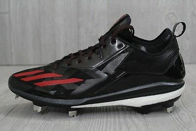 on sale 1807a 1be6e 28 New Men s Adidas Q16526 Energy Boost Icon 2.0 Metal Baseball Cleats Size  10.5