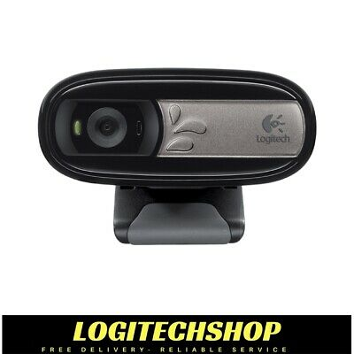Logitech C170 Webcam USB with Microphone (Free Postage)