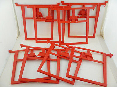 "8x 4x5"" 10x12cm Film Hangers Telai Developing 4x5 IFF DURST Paterson"