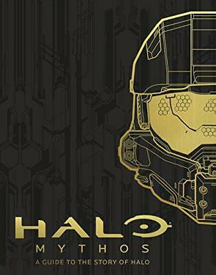 HALO Mythos: A Guide To The Story Of Halo by , NEW Book, (Hardcover) FREE & Fast