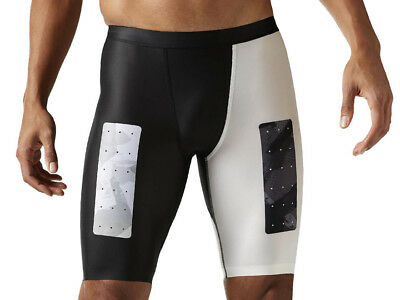 52997a06 BK1128] NEW MEN'S REEBOK Crossfit Cross Training Compression Solid ...
