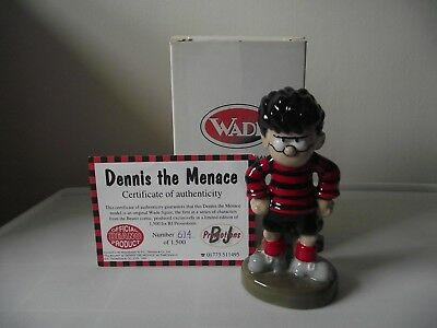 Wade Dennis The Menace From The Beano Comic