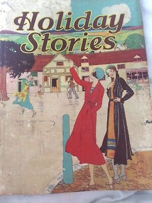 Holiday stories Gladys peto book shaw 1st edition hardback
