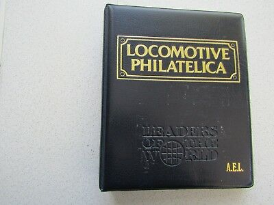 Fine Locomotive Thematics Collection - 140 Pages - In Special Presentation Album