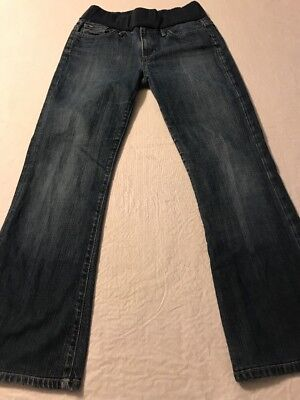 Joe's Jeans Muse Aimee Wash Women's Stretch Maternity Jeans Size 29 X 29