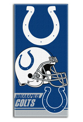 f5aaeca3 NFL INDIANAPOLIS COLTS Cotton Beach Towel 30
