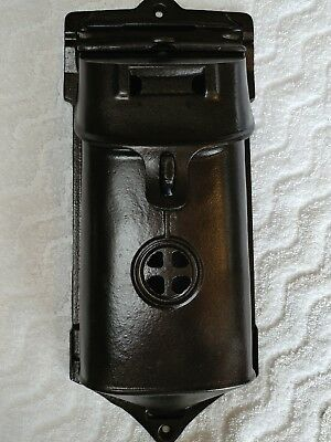 Cast Iron Griswold 105 / 106 Mail Box - Complete - Restored (8876)