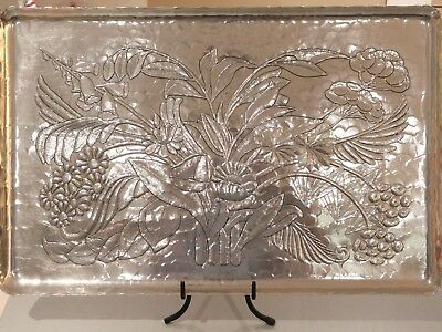 Wendell August Art Deco Tray