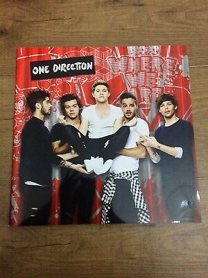 """One Direction """"Where We Are"""" 2014 UK Tour Programme"""