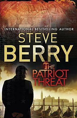The Patriot Threat (Cotton Malone 10) by Berry, Steve | Paperback Book | 9781444