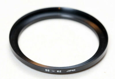 Step-up ring, 55mm to 62mm, 55-62