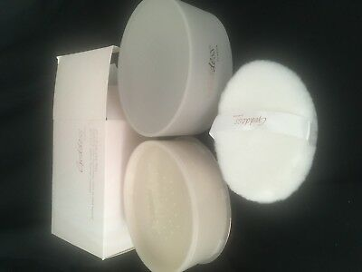 Avon Goddess Shimmer Dusting Powder With Puff 3.5oz New Boxed