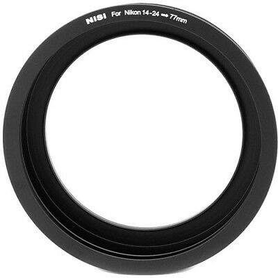 Nisi 77mm Adapter Ring for Nisi S5 Kit 150mm Filter Holder -- New!!