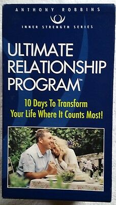 Anthony robbins ultimate relationship program dvd set 10 days to anthony robbins ultimate relationship program complete 8 dvds 12 cds book cards malvernweather Choice Image