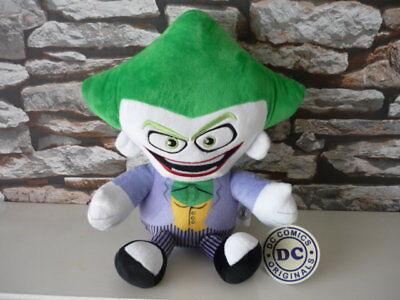 Dc Comics Originals 20Cm The Joker Soft Plush Toy. Fast/free Posting.