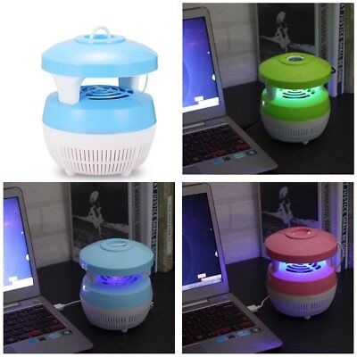 Safety Bug Zapper Electronic insect killer Fly Pest Mosquito Traps lamp Killer