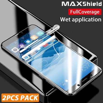 MAX HYDROGEL AQUA FLEX Film Screen Protector for Samsung Galaxy S8 S9 Plus Note