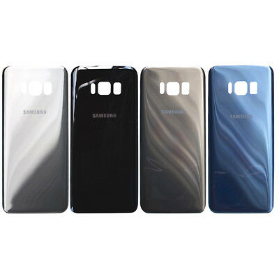 OEM Housing Glass Battery Cover Rear Back Door Case For Samsung Galaxy S8 S8Plus