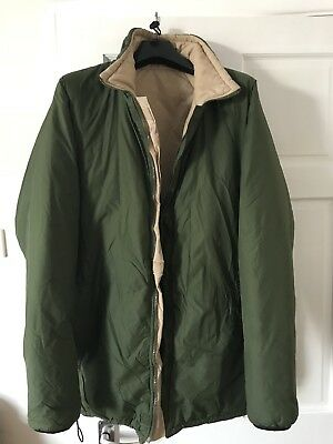 British Army Issue Softie Style Thermal Jacket Size XL
