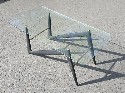 Xx Grande Table Basse Design 1950 Louis Sognot ?? Xx