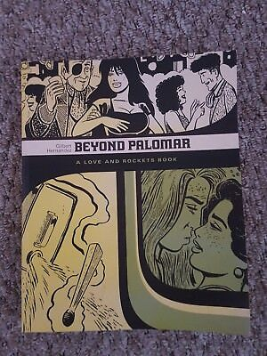 love and rockets graphic novel