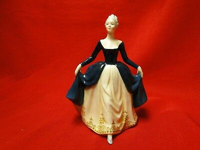 "Royal Doulton ""Regal Lady"" Bone China Figurine HN 2709"