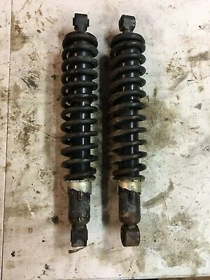 07-13 Yamaha Grizzly 550 700 Rear Shocks Suspension Left And Right Pair