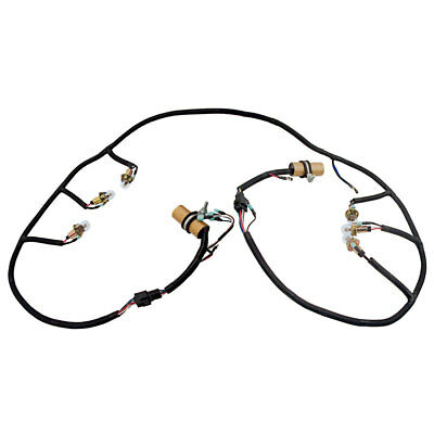 CJ Classics 3643MF Mustang Taillight Harness Sequential Shelby 1967-1970