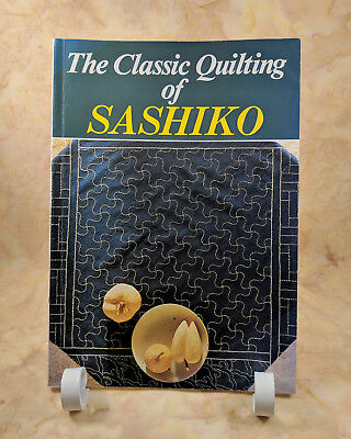 The Classic Quilting of Sashiko Quilter's Resource publications
