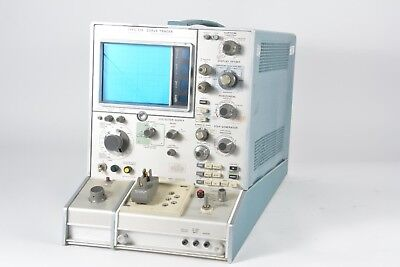 AS-IS Tektronix 576 Curve Tracer - For Parts - See Details
