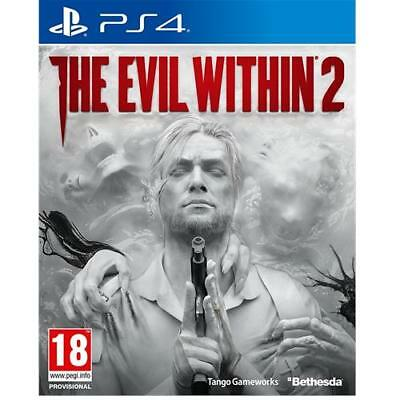 The Evil Within 2 PS4 - Game for Sony PlayStation 4 NEW SEALED UK PAL