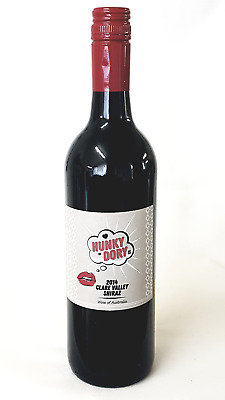 #hunky Dory Clare Valley Premium Shiraz 2014  Red Wine X 6 Bot - Free Delivery