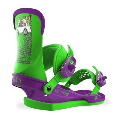 Union Contact Bindings in Scotty Stevens 2018 Mens