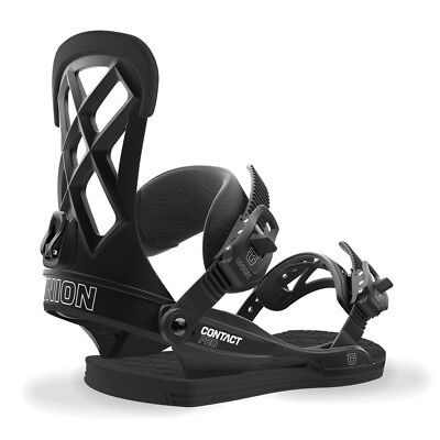 Union Contact Pro Bindings in Black 2018 Mens