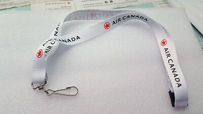 Air Canada - New Color Scheme  Lanyard With Destination.