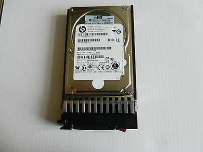 "HP 300gb 10k SAS DP SFF 2.5"" Hard Drive HP 493083-001 507129-004 599476-001"