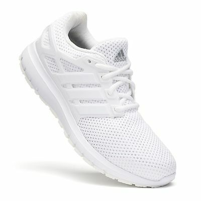 newest 80cc2 4469e ADIDAS Energy Cloud Cloudfoam Mens Running Shoes WTC BY2207 Triple White