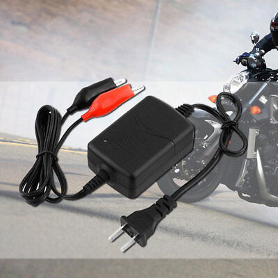 12V Rechargeable Battery Charger Automatic Charging Adaptor for Motor